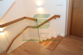 10b - schody na beton z policzkiem