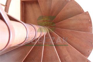 24s - schody samonośne, spiralne